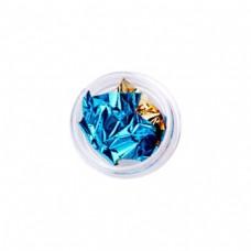 Кутийка фолио за вграждане, синьо