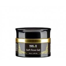 Nai_s Hard Clear Gel UV/LED 15ml, изграждащ прозрачен твърд гел в кутийка
