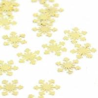 Снежинки златни, 10 броя