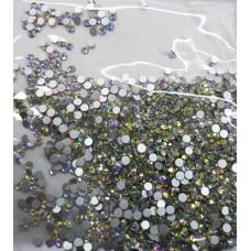 Камъчета кристални хамелеон №8, 1400 бр. в пакет