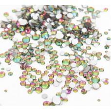 Камъчета кристални микс хамелеон, 1400 бр. в пакет