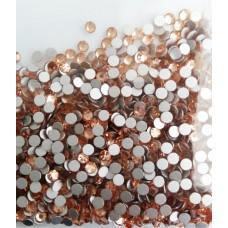 Камъчета кристални нюд, 1400 бр. в пакет
