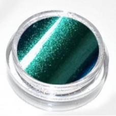 Пигмент огледален, тъмно зелен