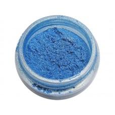 Пигмент метален, тъмно син