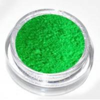 Пигмент неонов, зелен