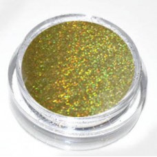 Пигмент холограмен, златен