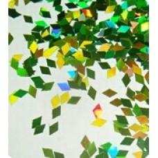 Ромбчета, светло зелени