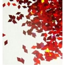 Ромбчета, червени
