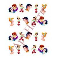 """Ваденки """"Пинокио и Снежанка"""""""