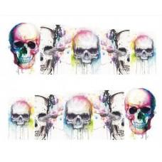 Ваденки, цветни черепи