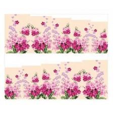 "Ваденки ""Розови и лилави цветя"""