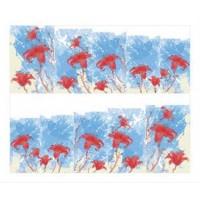 """Ваденки """"Червено цвете"""""""