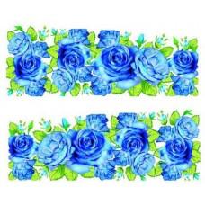 """Ваденки """"Сини цветя"""" 3"""