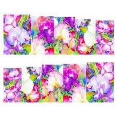 """Ваденки """"Шарени цветя"""" 3"""