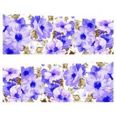 """Ваденки """"Лилави цветя"""""""