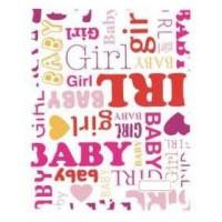 """Винтидж ваденки """"Baby girl"""""""